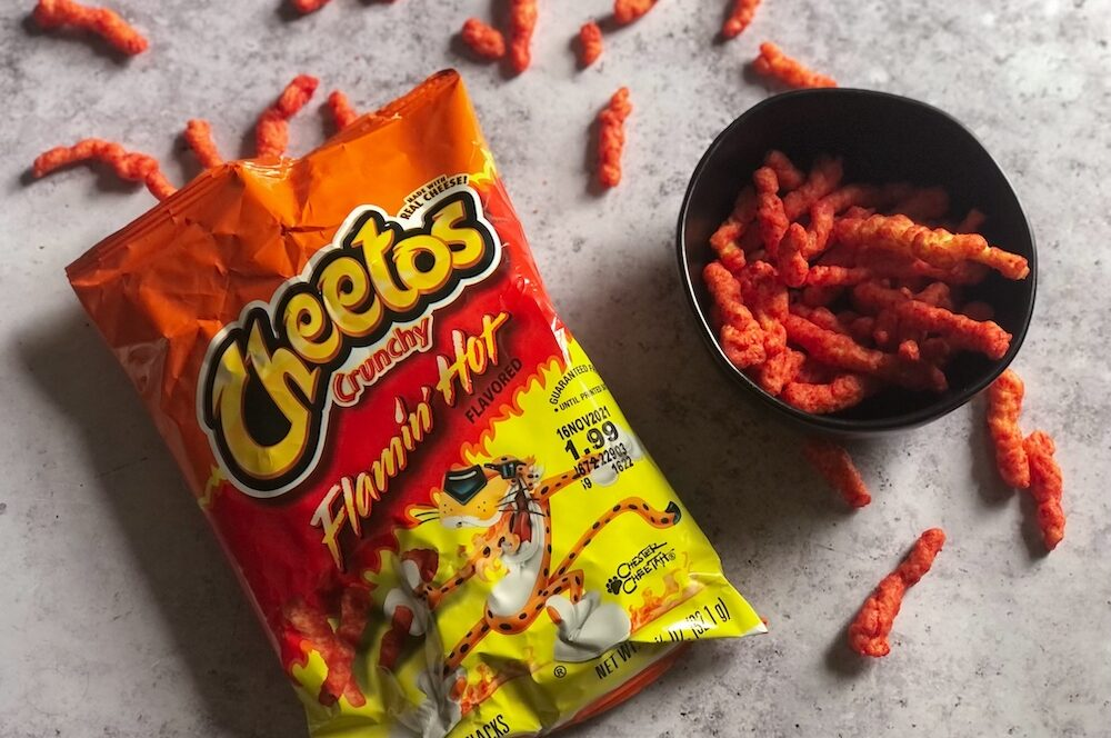 Who Invented Flamin' Hot Cheetos?