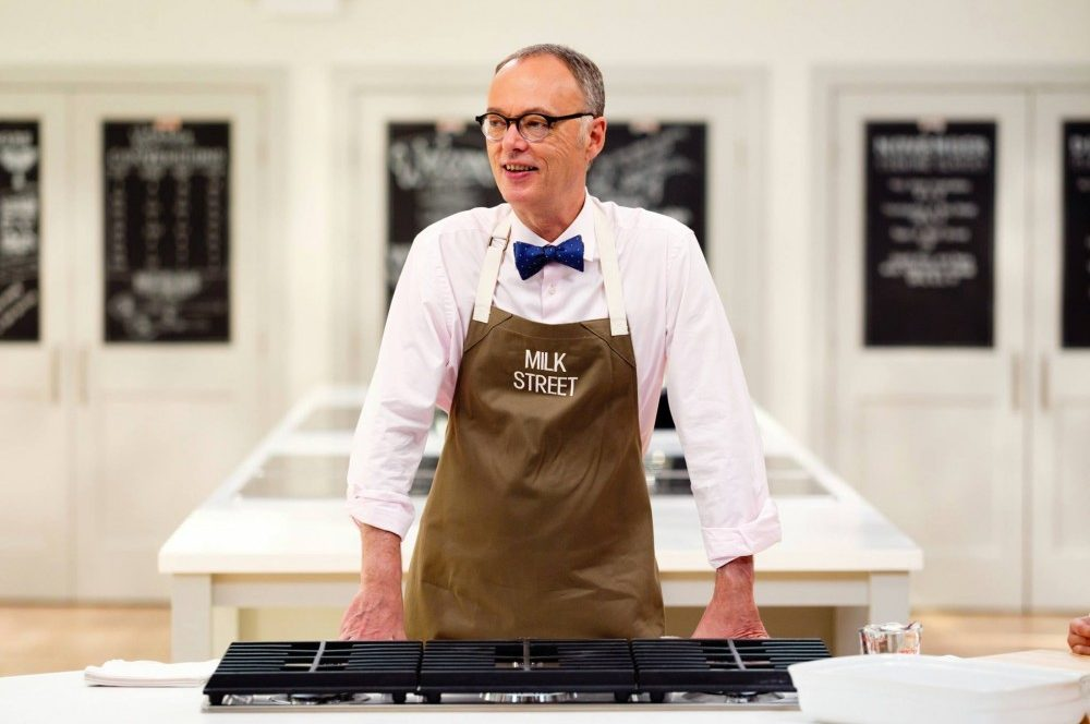 Christopher Kimball Finds Pleasure In Pain