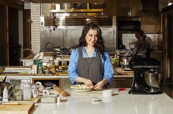 Claire Saffitz Teaches the Internet To Bake