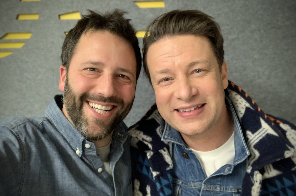 Jamie Oliver Says Sunday Lunch Saved Him