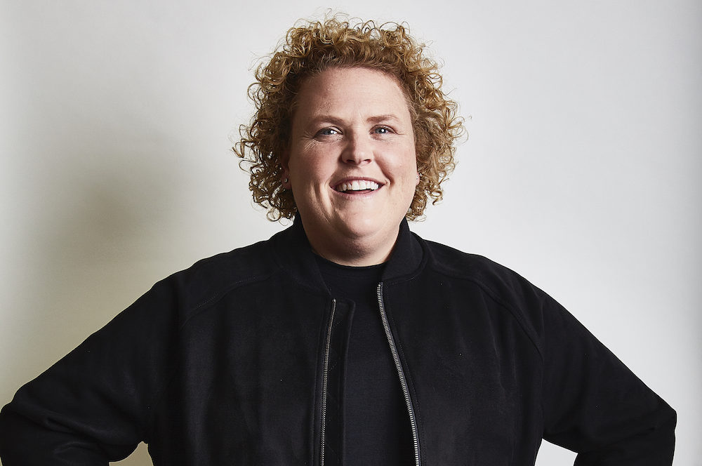 """""""You Can't Hate Yourself Constantly"""" Says Comic Fortune Feimster"""