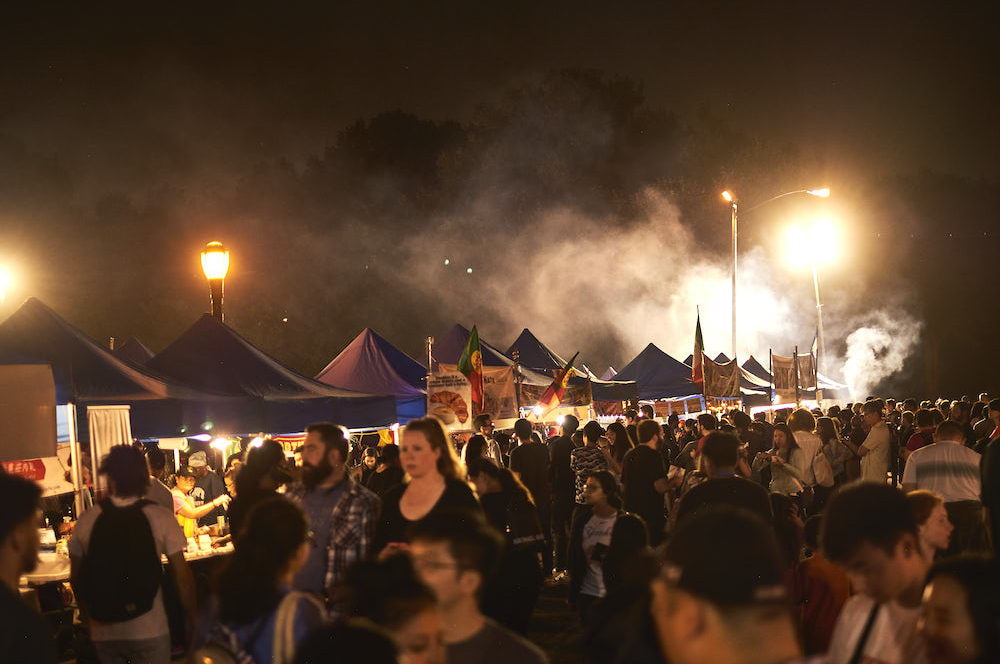 """""""The World Eats Here:"""" Stories From The Queens Night Market"""