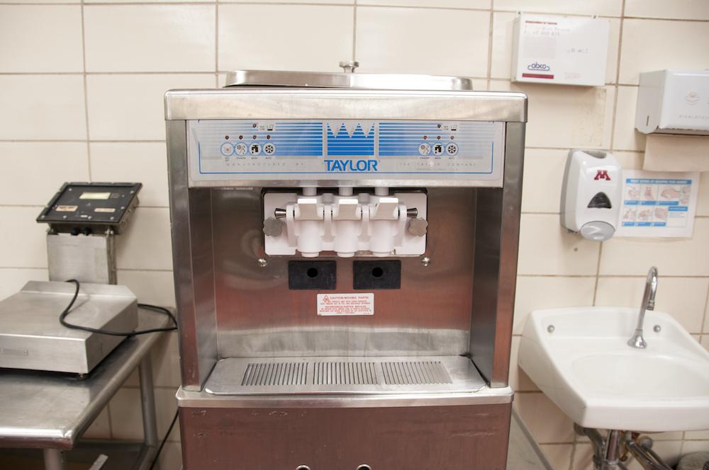Hacking McDonald's Broken Ice Cream Machines