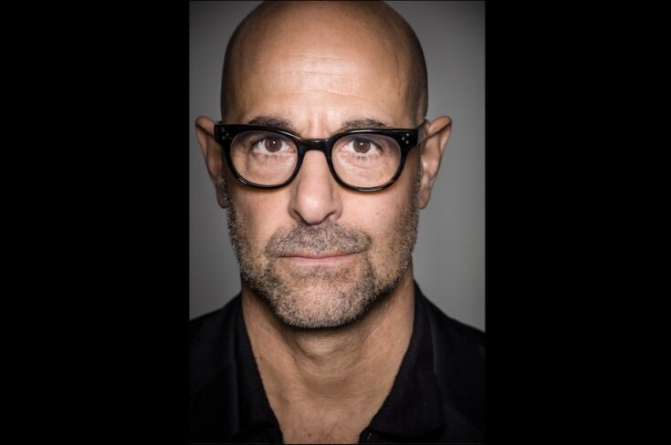 Stanley Tucci Always Has A Martini Kit On Set